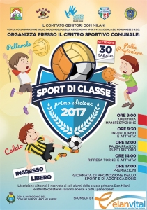 SPORT DI  CLASSE.indd